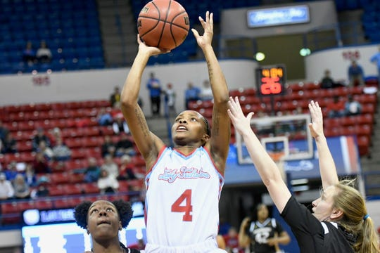 Kierra Anthony and the Techster aim for their fourth-straight victory on Thursday at UTEP.