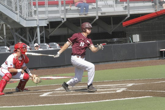 Senior Chad Bell, a .283 hitter in 2018, returns in the infield and could split time between second and third base.