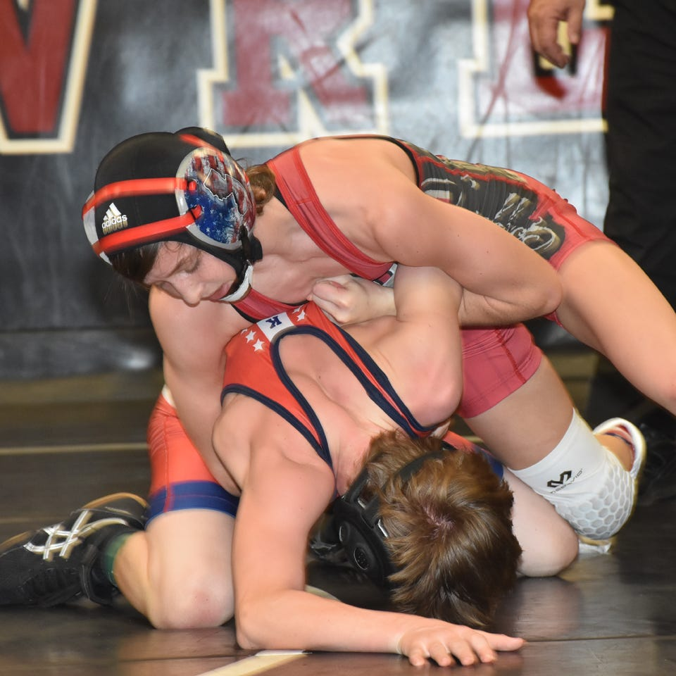 Morris County female wrestlers hope to make a statement