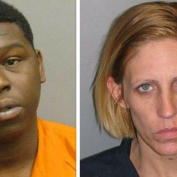 Two charged with beating, robbing, abducting 2 men at Montgomery hotel