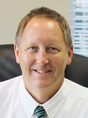 Fairview City Manager Scott Collins.