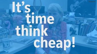 In honor of Ms. Cheap's 25th anniversary of her column, the Cheapest of the Cheap contest is back, and you can enter today.