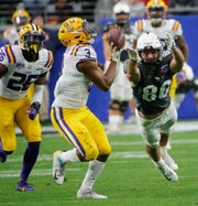 JaCoby Stevens: The five-star recruit starred at Oakland and made the switch from wide receiver to safety after his freshman season at LSU.