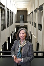 Frist Art Museum CEO Dr. Susan Edwards is the person who orchestrated the museum's name change and the expanded ArtQuest, where visitors make their own art.