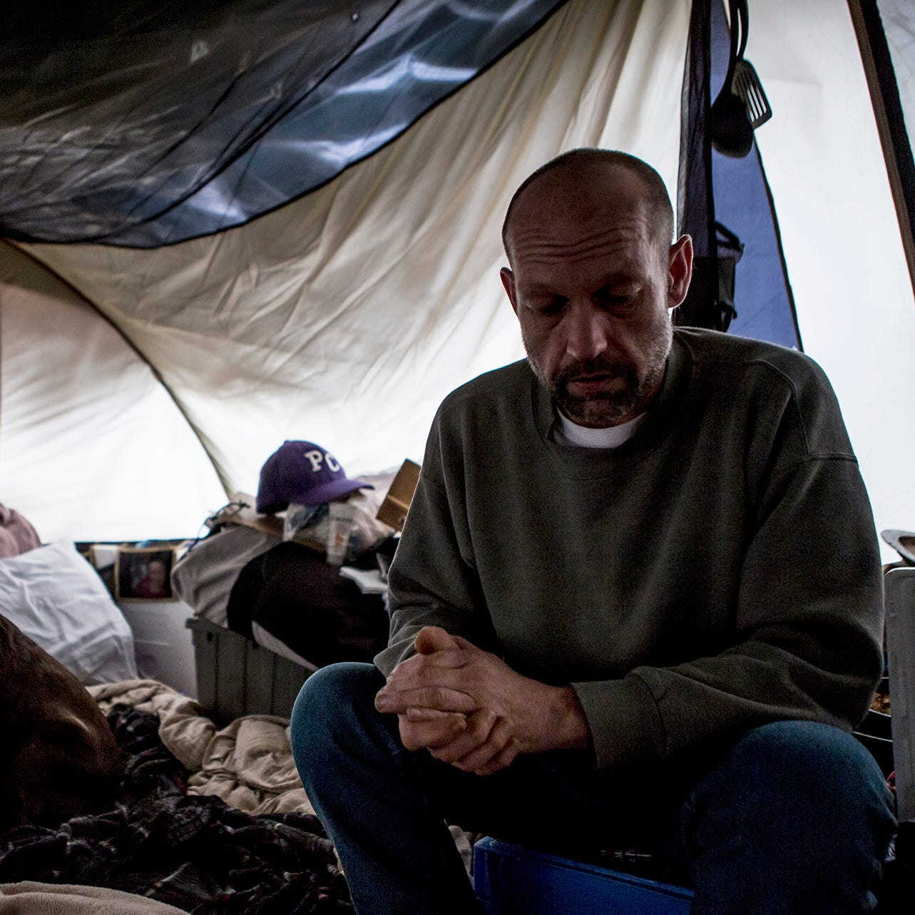Homelessness appears to be growing problem in Licking County