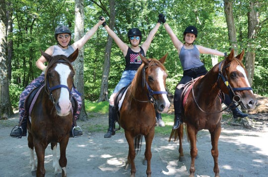 Fairview Lake offers kayaking, canoeing, archery, horseback riding, wall climbing and much more.