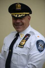New Milford Police Chief Frank Ramaci spent his last day on the job on February 12 after 25 years on the force.