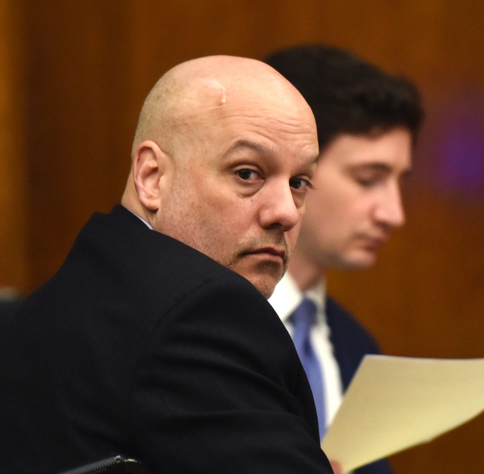 Arthur Lomando guilty of murdering ex-girlfriend in machete attack at her home
