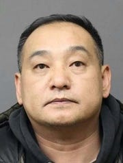 Euiseok Lee, 51, of Leonia, was charged with sexually assaulting an incapacitated woman