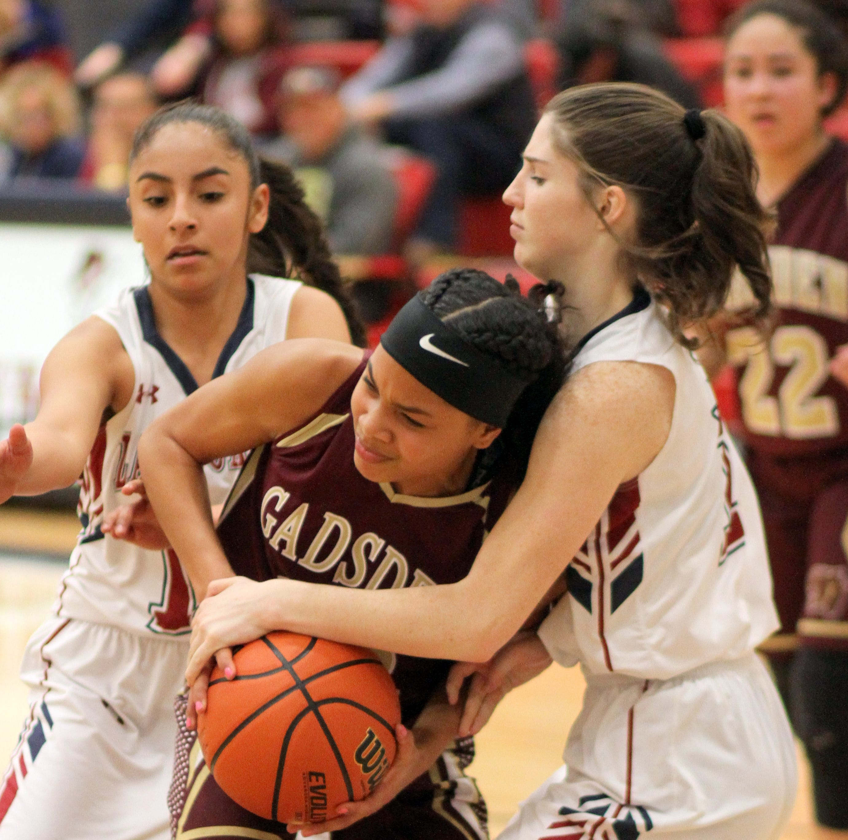 Deming High Lady 'Cat reserves put icing on win over Gadsden High Panthers