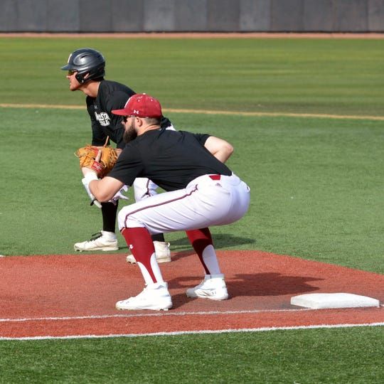 The New Mexico State baseball team opens the season this weekend with a series against Texas Southern at Presley Askew Field.