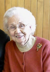 Shirley Kenning was a well loved and well respected member of the community. She lived a life of service.