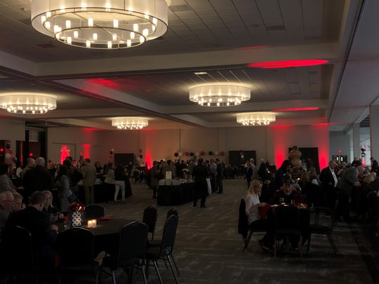 The Suburban Collection Showplace in Novi has expanded, with additional exposition hall and ballroom space.