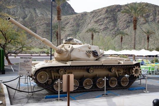 Patton's Tank
