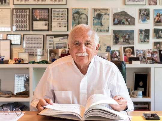Moshe Safdie has designed projects in the U.S., Canada and other countries around the world.