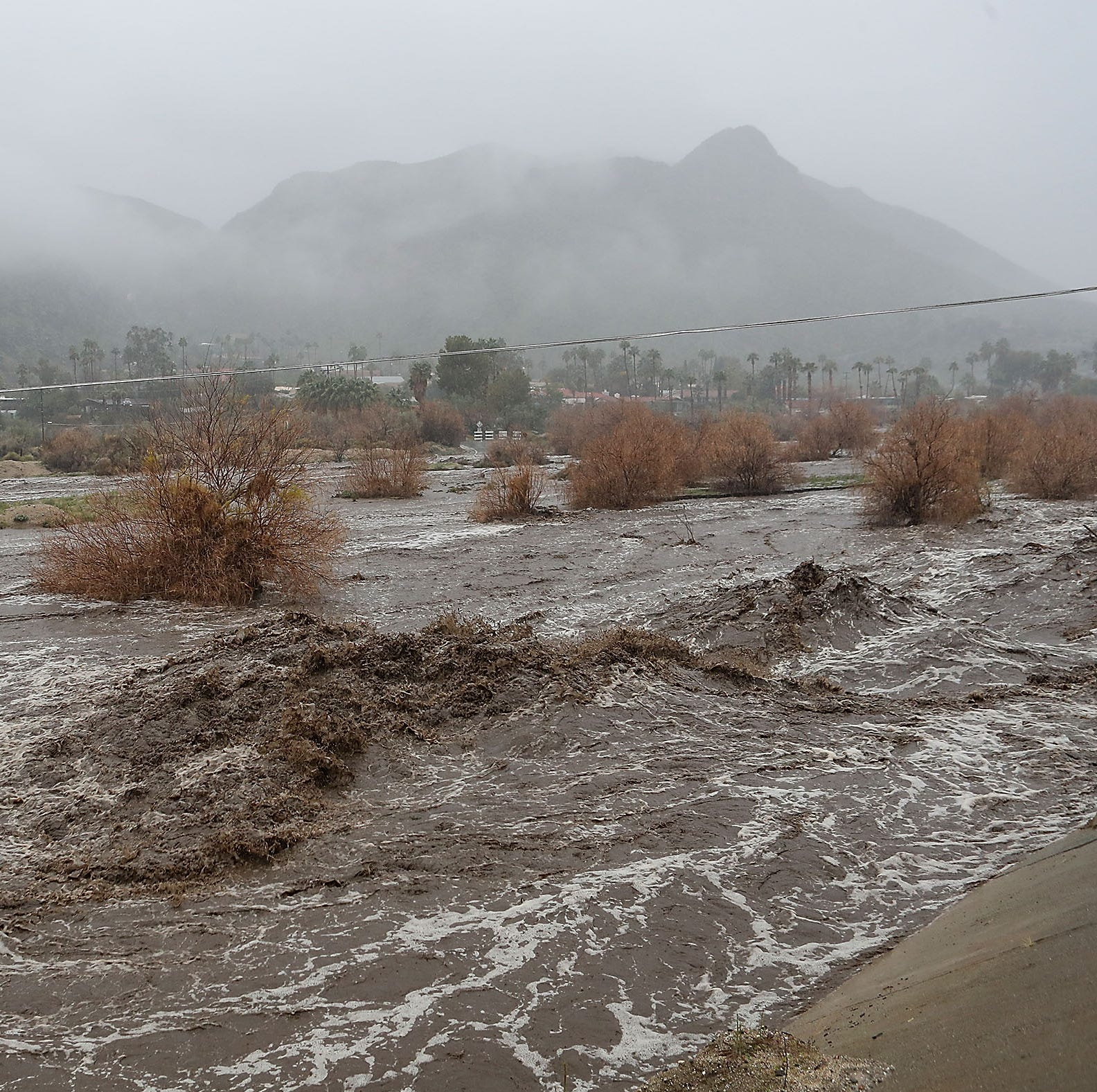 Palm Springs declares local emergency after flooding causes nearly $1.9 million in damage