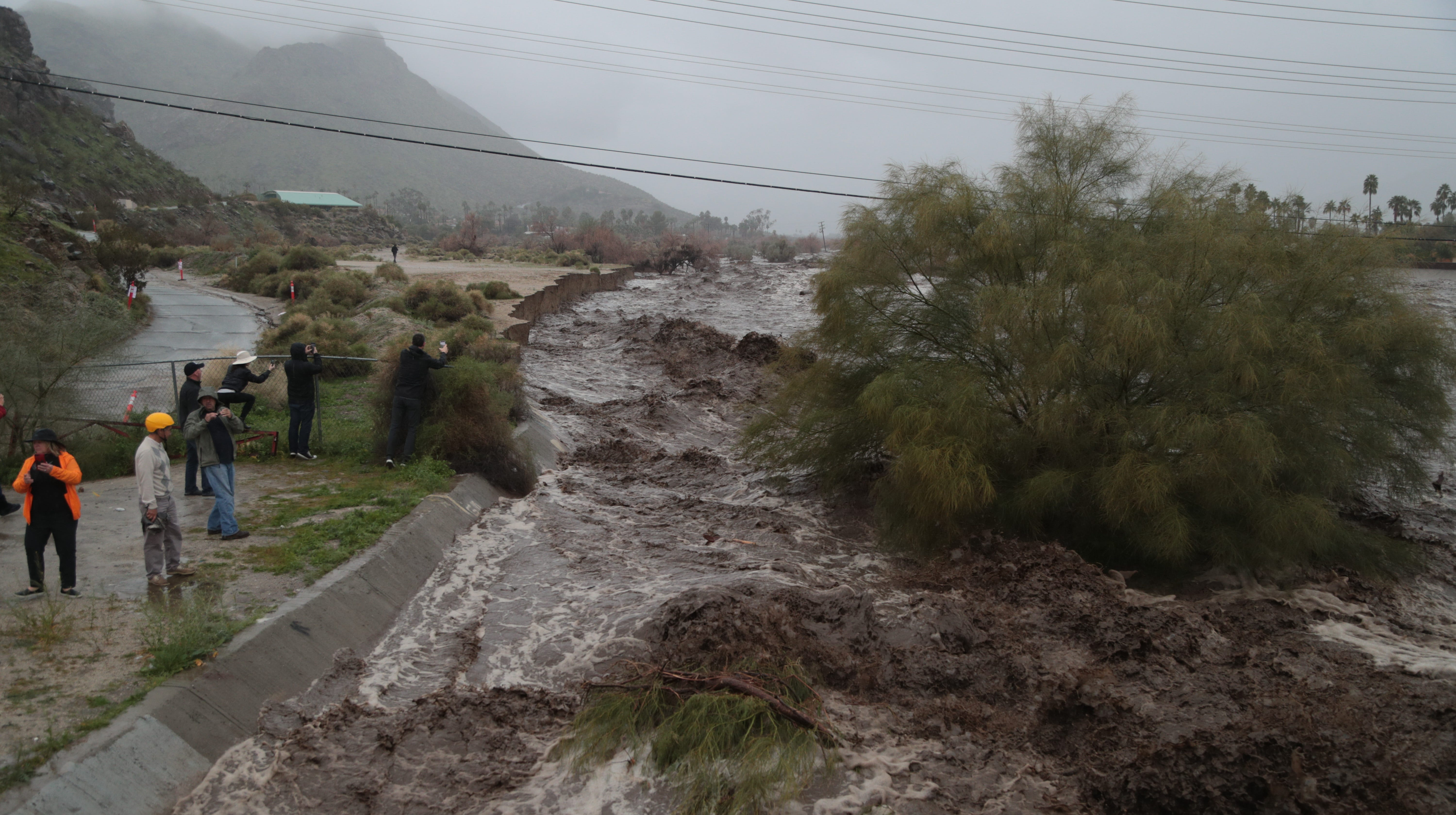 Palm Springs council: At least $1M damage caused by Feb. 14 storm