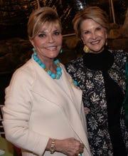 Jan Salta and Suzy Leprino