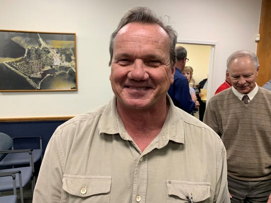 J.B. Schluter, a businessman who has previously served on the Gulf Breeze City Council, was unanimously appointed to fill the council's vacant seat on Wednesday.
