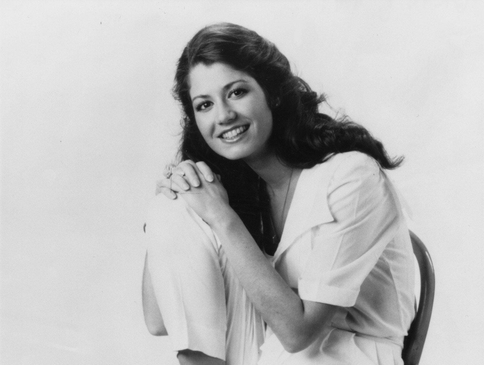 Amy Grant in a 1984 promotional image.