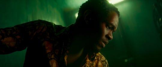 """Yardie,"" the first film directed by Idris Elba, stars Aml Ameen."