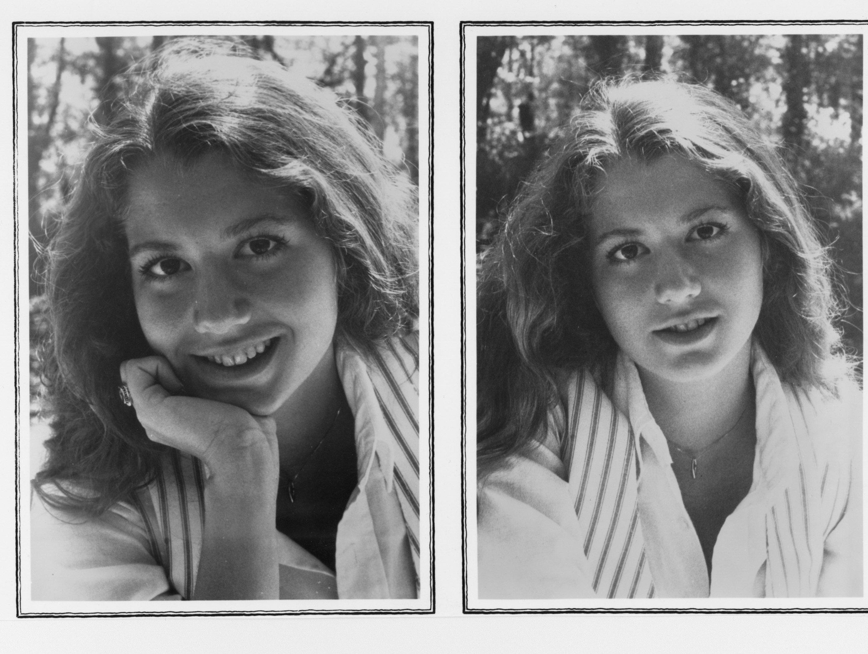 Amy Grant was still in high school when her first album was released. These are among her earliest promotional photos.