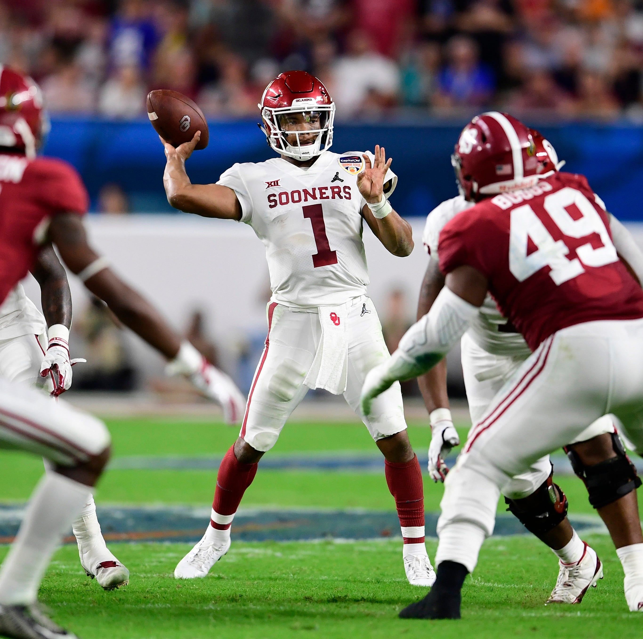 NFL mock draft: Really, another NFL draft projection has Kyler Murray to Arizona Cardinals?