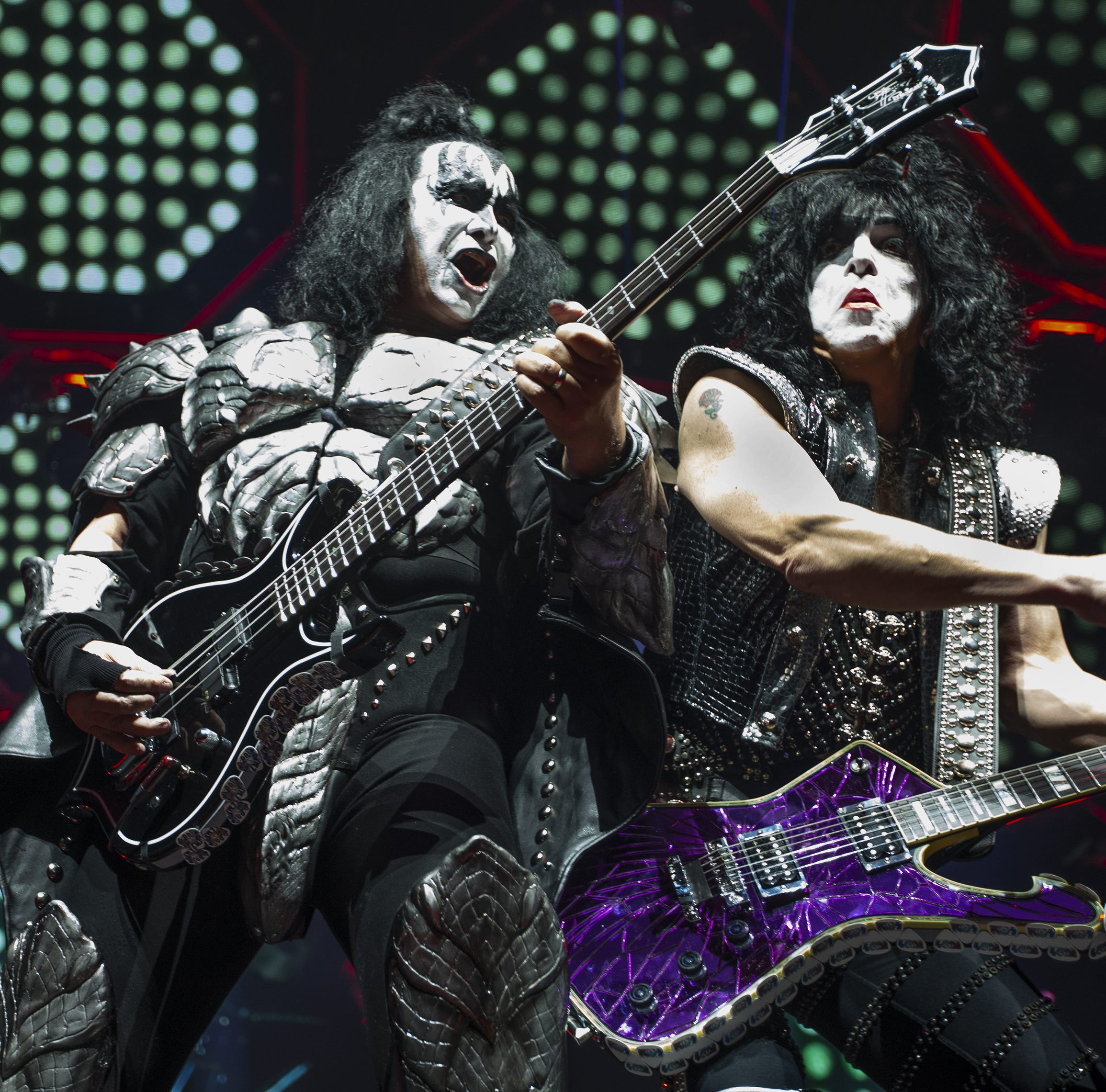 Kiss End of the Road Tour: They're going out with a bang