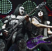 Kiss End of the Road Tour: a crowd-pleasing spectacle