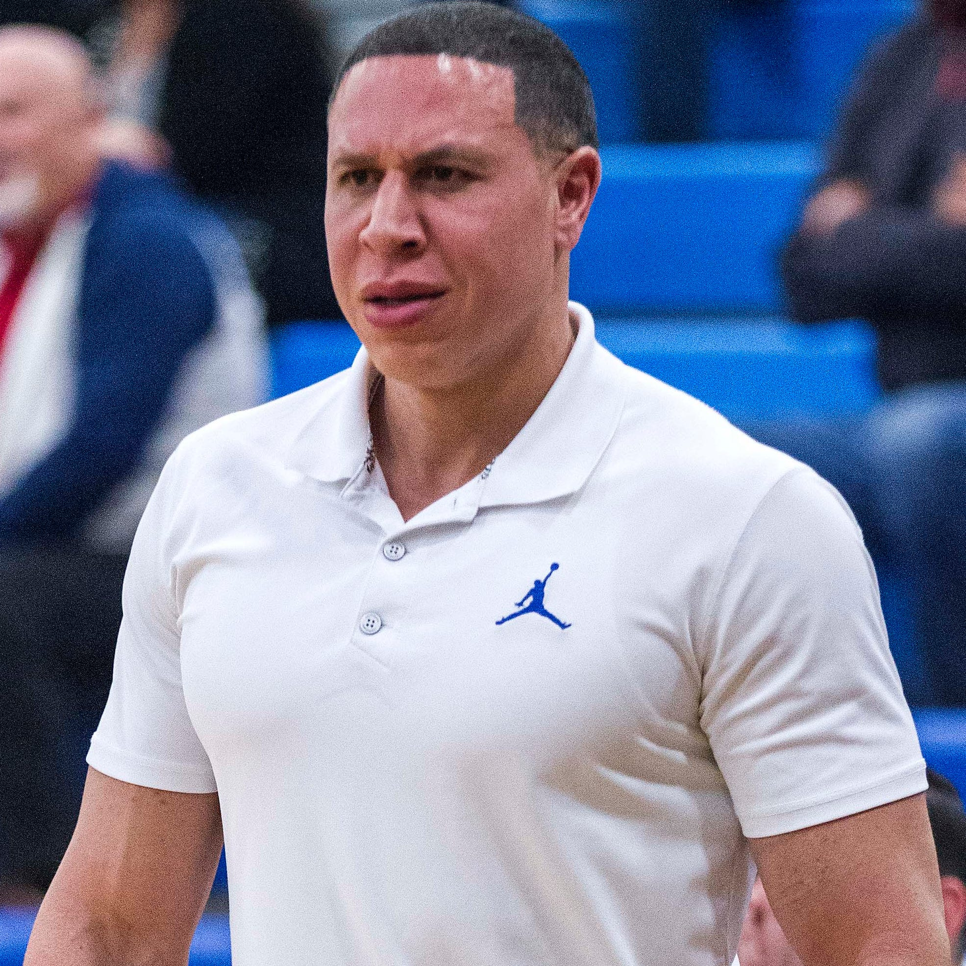 Emails indicate Mike Bibby not ousted as coach until after media got wind of sex-abuse allegation