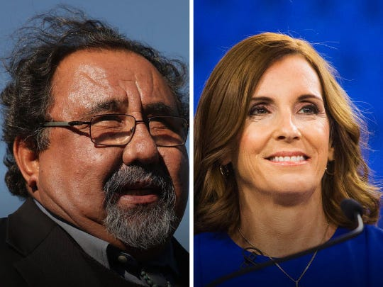 Rep. Raul Grijalva and Sen. Martha McSally both lead key water committees.