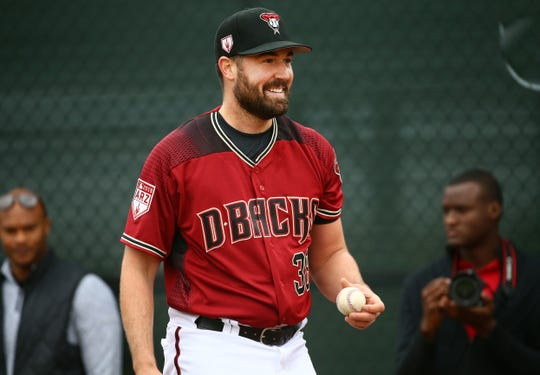 A healthy and effective Robbie Ray could be valuable in more ways than one for the Diamondbacks this season.