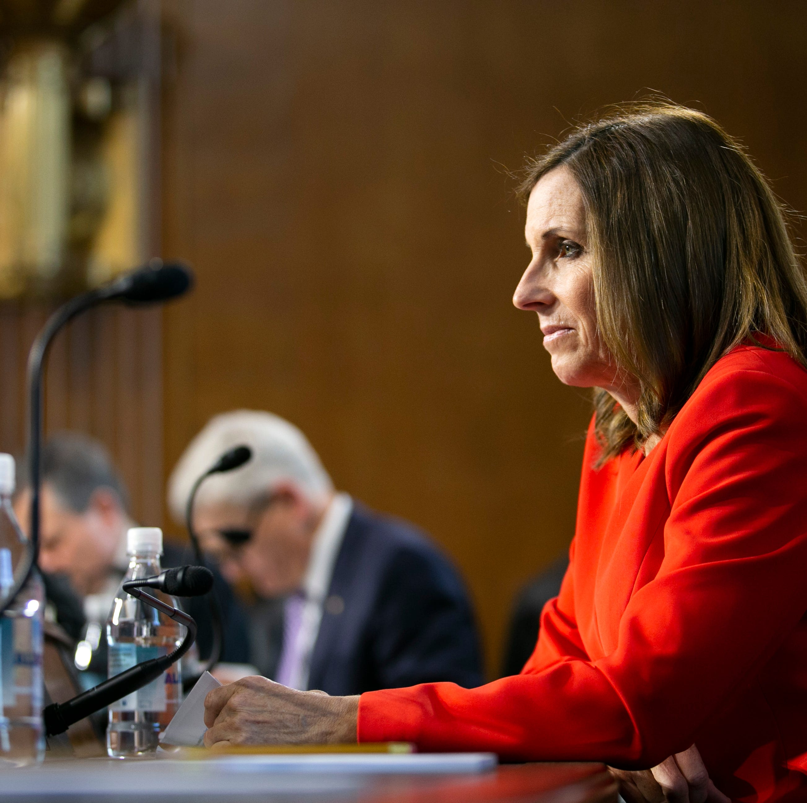 Trump's national emergency is Martha McSally's chance to show she's her own woman