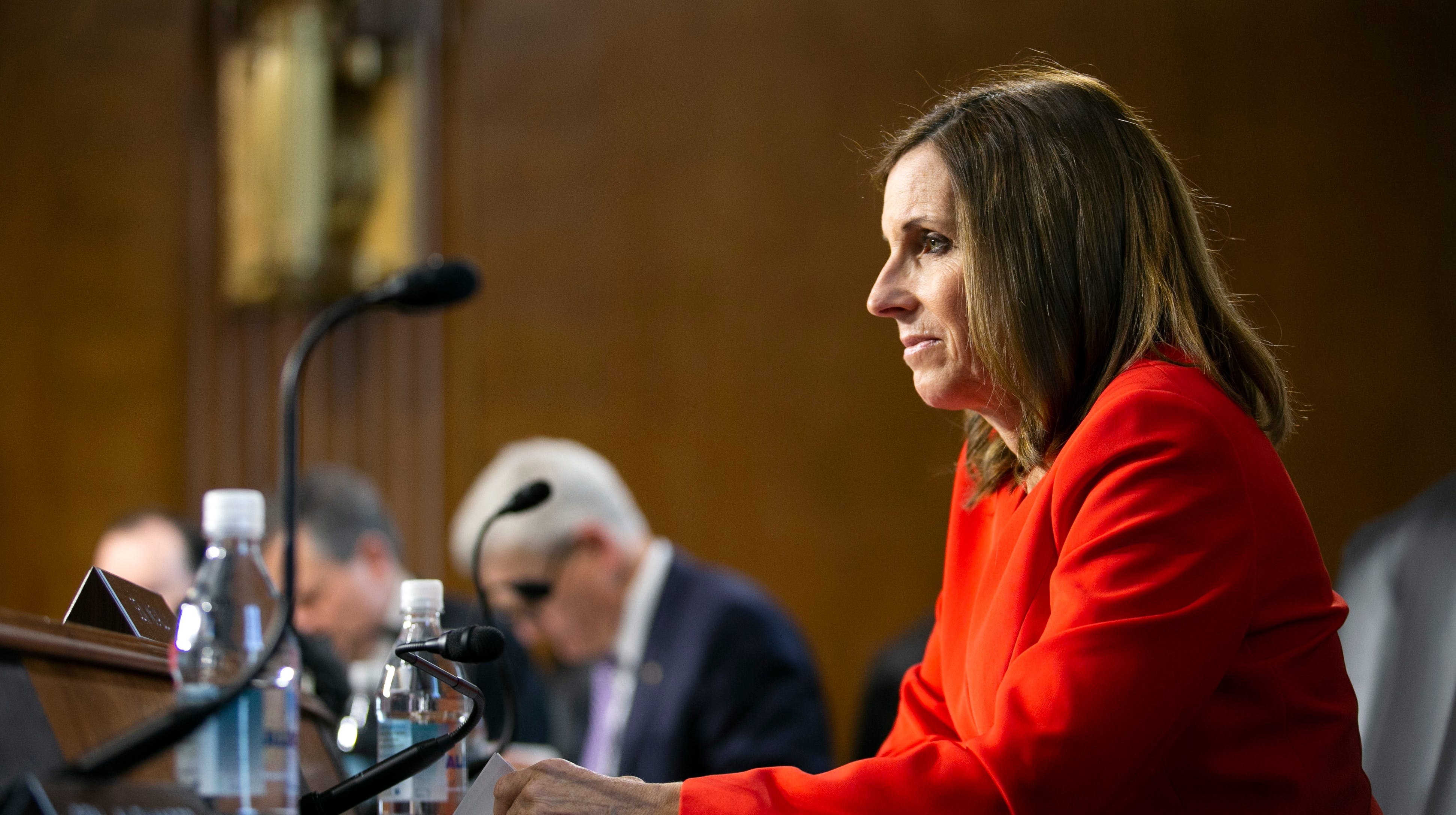 Ad aims to pressure McSally to vote against Trump's border emergency