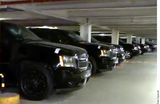 Muchos autos de lujo utilizados por los gobiernos anteriores fueron puestos a la venta por el gobierno de AMLO.