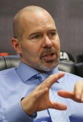 Doug Coleman, agente especial de la oficina antidrogas en EEUU.