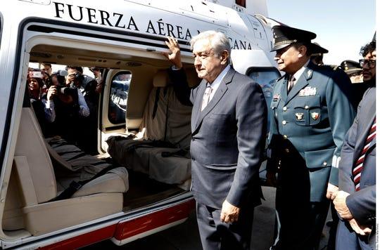Aeronaves que eran utilizadas por los gobiernos anteriores fueron puestos a la venta por el gobierno de AMLO.