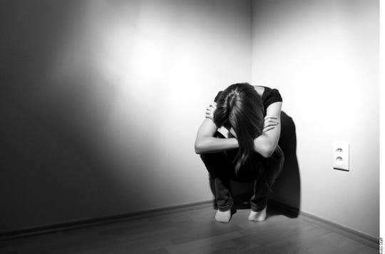 """Una depresión siempre """"afecta el cerebro"""", sin importar la edad, pero cuando se produce a edad avanzada, se hace más visible."""