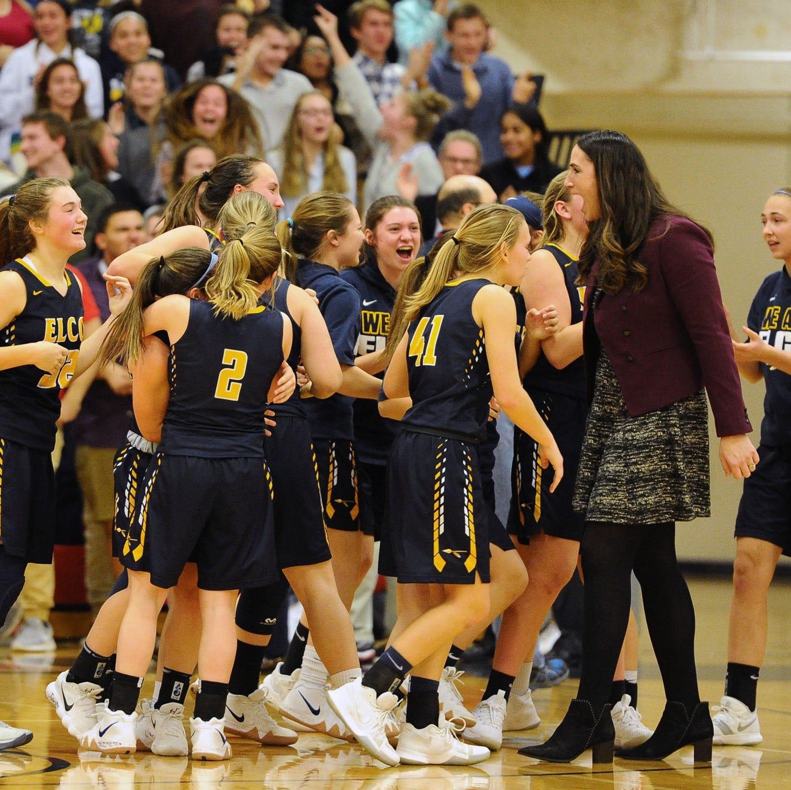 Elco girls find a way, stun Cedar Crest in OT in L-L semis