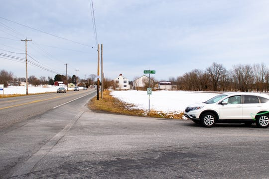 At the intersection of Route 30 and Big Mount and Labott roads, drivers must merge without the aid of any traffic lights.