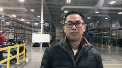 Take a look inside Apple's downtown Reno warehouse