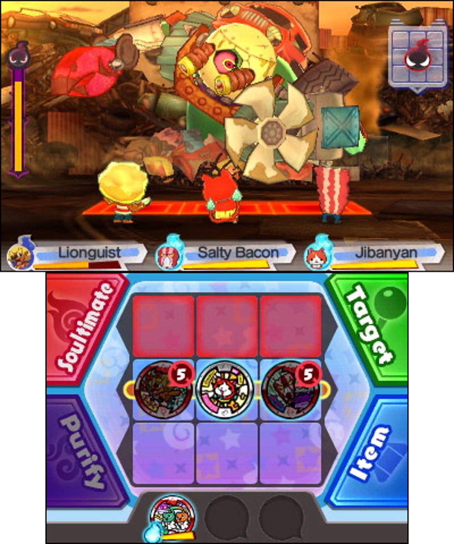 Yo-Kai Watch 3 for Nintendo 3DS.