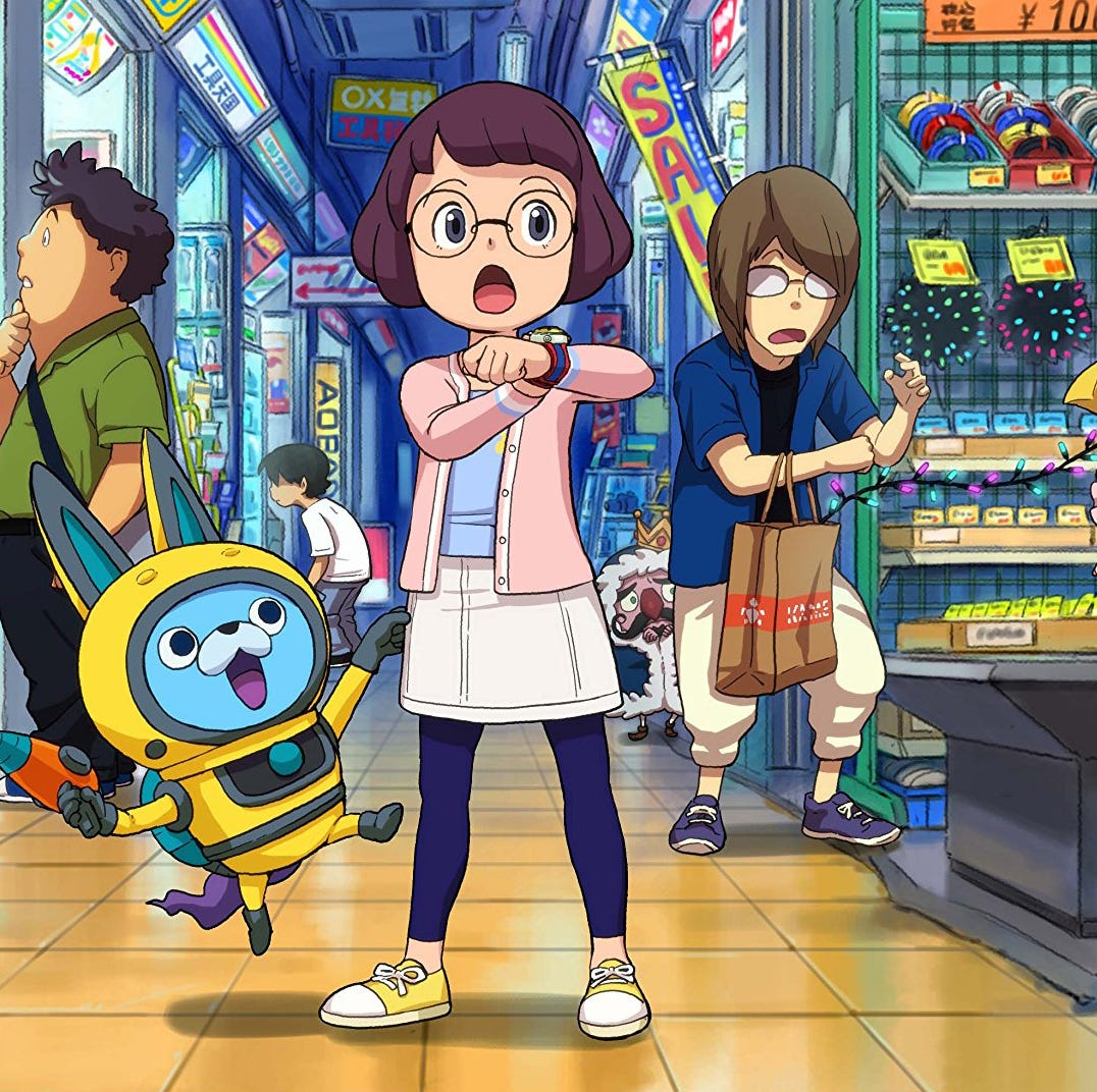 Darn tootin': Yo-Kai Watch 3 review | Technobubble