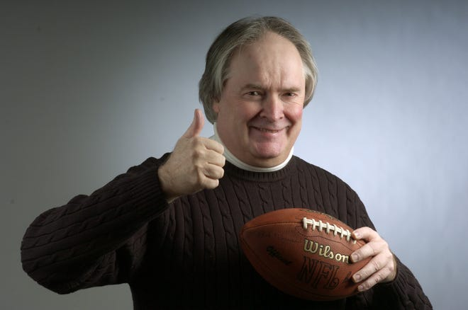 Sports radio host Bob Matthews