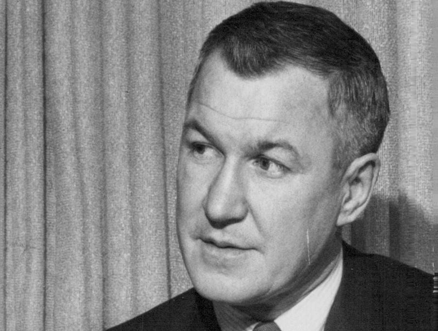 Joe Crozier coached the Rochester Americans from 1963-68 and again in 1983-84.