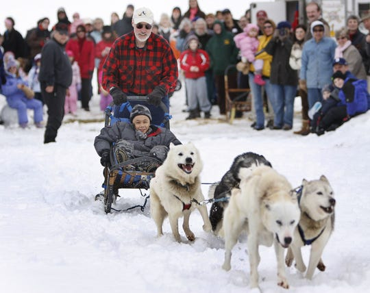 Ganondagan State Historic Site in Victor hosts its Native American Winter Games Saturday, Feb. 23 — with or without snow.