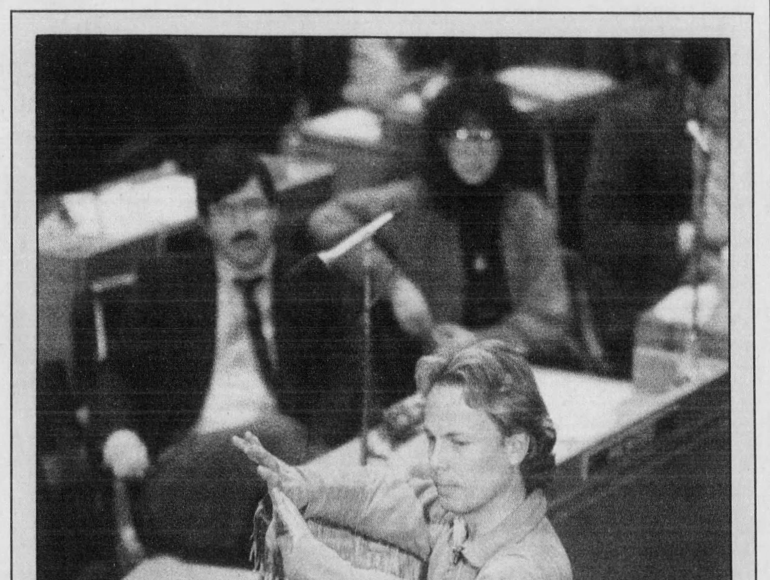 A front-page clip from the Feb. 15, 1989 Statesman Journal the day after Oregon celebrated its 130th birthday.