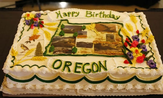 161st Anniversary of Statehood Celebration: Experience living history while celebrating Oregon's birthday on Feb. 15.