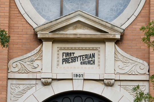 First Presbyterian Church, 32 N. Irving St.