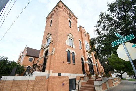 First Presbyterian Church, 32 N. Irving St., is celebrating its 134th year in San Angelo in 2019.